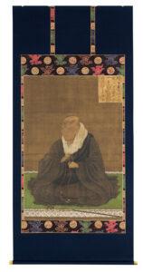 【令和新装版】『熊皮御影』(原本 重要文化財「絹本著色親鸞聖人像」)