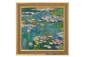 クロード・モネ『睡蓮(Water Lilies)』